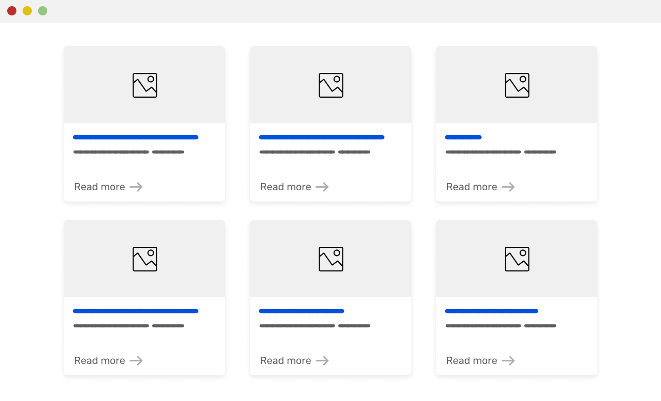 Grid for layout, flexbox for components 68