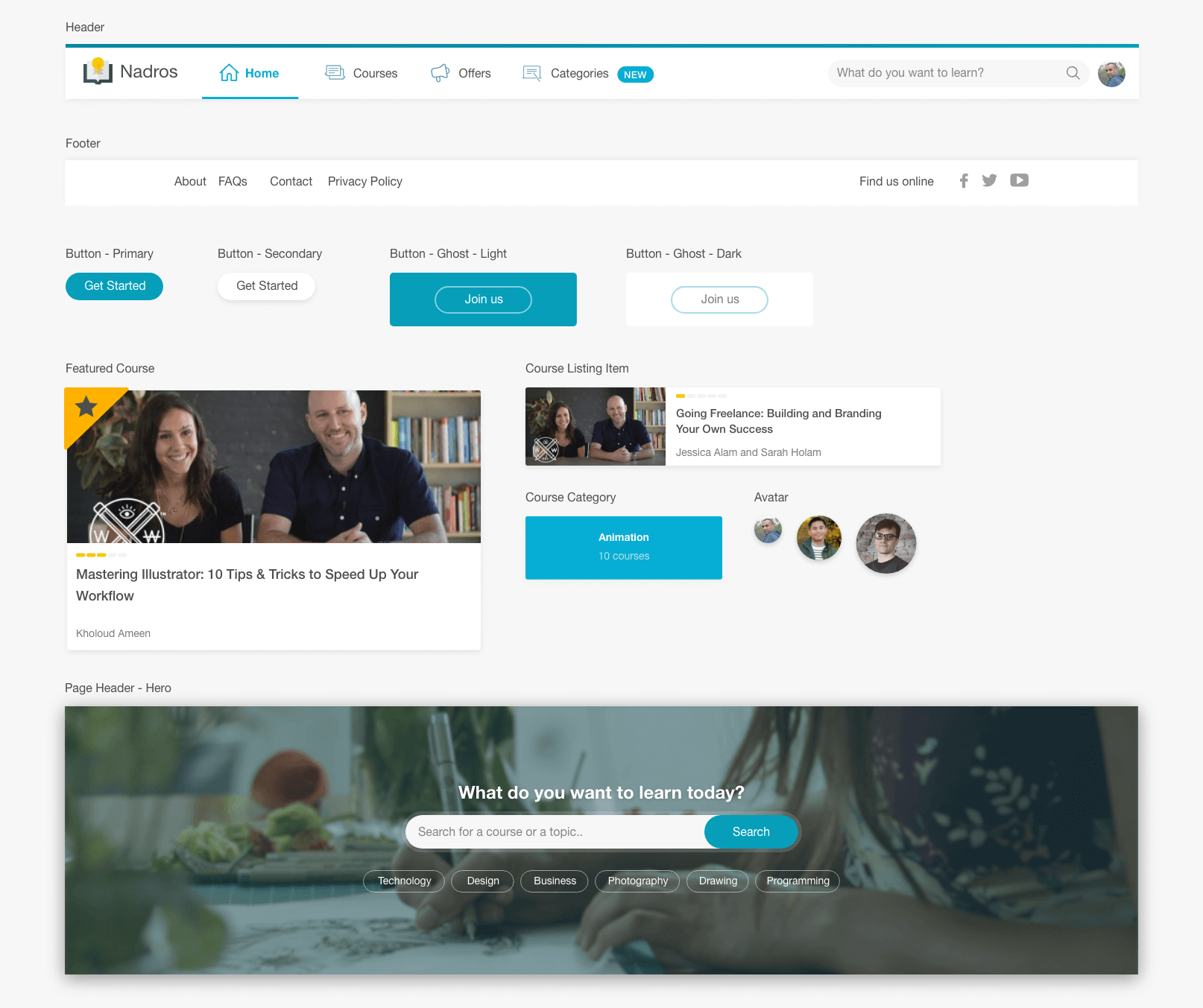 The Process of Implementing A UI Design From Scratch