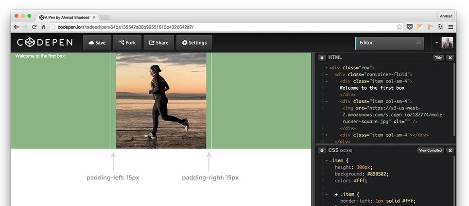 مقارنة بين إستخدام أطر العمل الجاهزة وكتابة كود CSS خاص – الجزء الأول